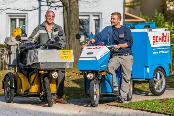 Kyburz switzerland ag véhicules électriques et solutions de